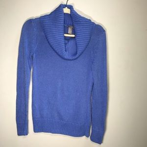 CHICO'S Cowl Neck Sweater, Size 0  (Approx S 4)